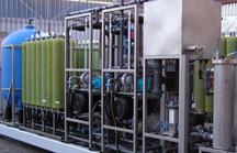 化工高盐废水回用